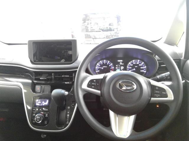 カスタム X 4WD LEDヘッドライト オートライト スマートキー プッシュスタート オーディオレス 運転席シートヒーター ベンチシート オートエアコン 純正アルミホイール アイドリングストップ(14枚目)