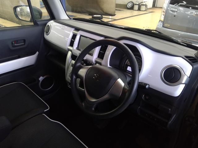 G 4WD キーフリー プッシュスタート カーナビ 運転席シートヒーター ヒルディセントコントロール オートエアコン スタッドレスタイヤ&アルミホイール(10枚目)