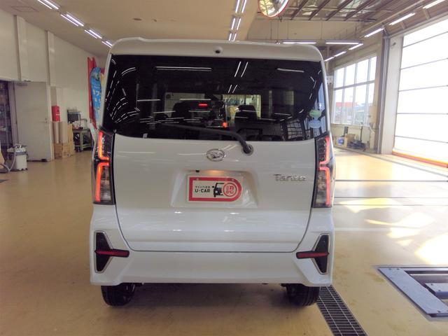 カスタムXセレクション 4WD スマートアシスト 両側パワースライドドア スマートキー LEDヘッドライト LEDフォグランプ オートライト オーディオレス オートエアコン 運転席・助手席シートヒーター 後席テーブル(3枚目)