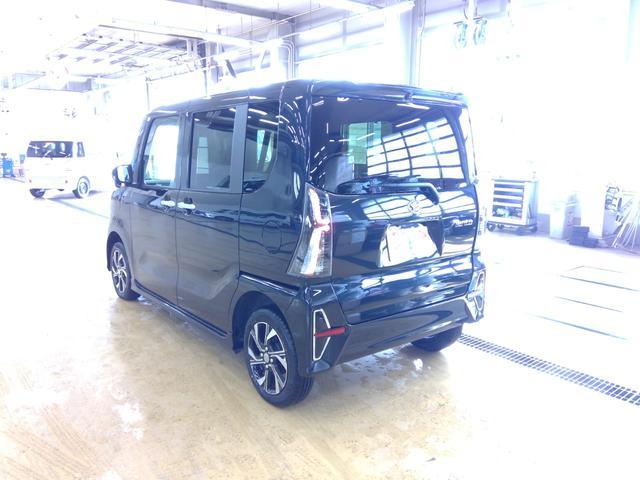 カスタムXセレクション 4WD スマートアシスト 両側パワースライドドア スマートキー LEDヘッドライト LEDフォグランプ オートライト オーディオレス オートエアコン 後席テーブル 運転席・助手席シートヒーター(9枚目)