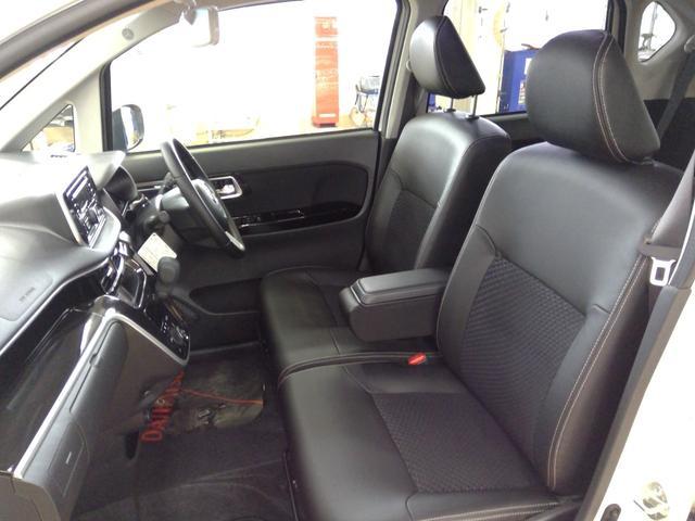 カスタム RS ハイパーリミテッドSAIII 4WD スマートアシスト ターボエンジン LEDヘッドライト LEDフォグランプ オートライト スマートキー プッシュスタート オートエアコン 運転席シートヒーター アルミホイール 夏冬タイヤ(10枚目)