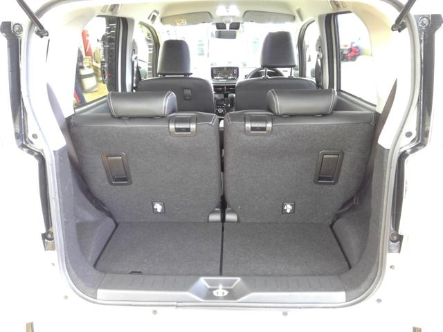 カスタム RS ハイパーリミテッドSAIII 4WD スマートアシスト ターボエンジン LEDヘッドライト LEDフォグランプ オートライト スマートキー プッシュスタート オートエアコン 運転席シートヒーター アルミホイール 夏冬タイヤ(12枚目)