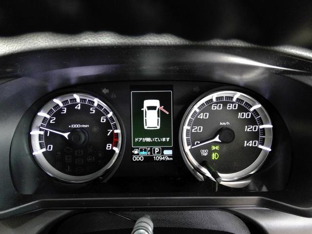 カスタム RS ハイパーリミテッドSAIII 4WD スマートアシスト ターボエンジン LEDヘッドライト LEDフォグランプ オートライト スマートキー プッシュスタート オートエアコン 運転席シートヒーター アルミホイール 夏冬タイヤ(15枚目)