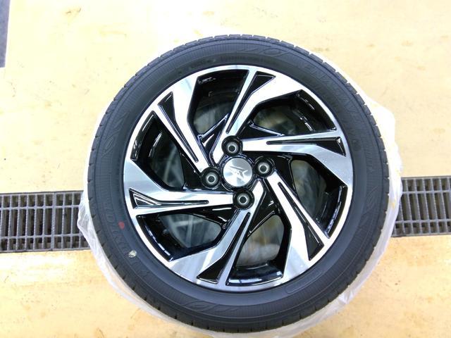 カスタム RS ハイパーリミテッドSAIII 4WD スマートアシスト ターボエンジン LEDヘッドライト LEDフォグランプ オートライト スマートキー プッシュスタート オートエアコン 運転席シートヒーター アルミホイール 夏冬タイヤ(25枚目)
