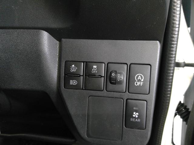 デラックスSAIII スマートアシスト パートタイム4WD 4速オートマチック LEDヘッドライト キーレスエントリー アイドリングストップ VSC(横滑り抑制機能) オートハイビーム(18枚目)