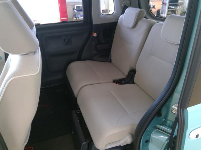 GホワイトアクセントVS SAIII 4WD スマートアシスト 両側パワースライドドア LEDヘッドライト アイドリングストップ VSC(横滑り抑制機能) オーディオレス オートエアコン オートライト 運転席シートヒーター スマートキー(11枚目)