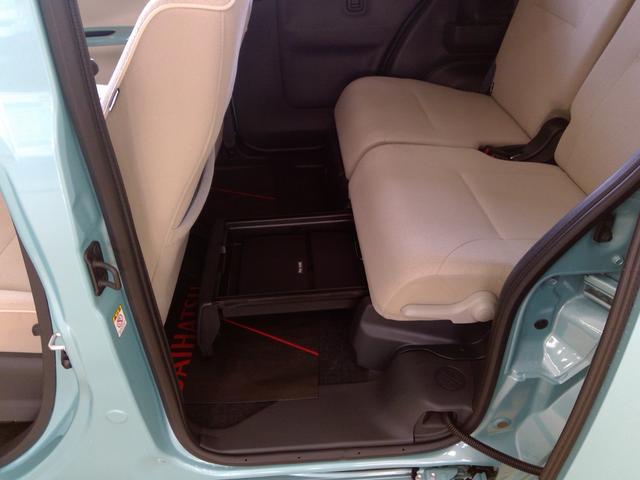 GホワイトアクセントVS SAIII 4WD スマートアシスト 両側パワースライドドア LEDヘッドライト アイドリングストップ VSC(横滑り抑制機能) オーディオレス オートエアコン オートライト 運転席シートヒーター スマートキー(12枚目)