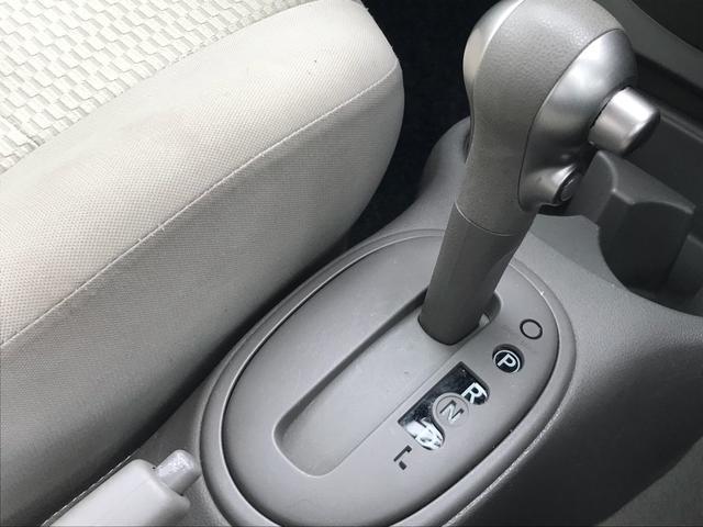 日産 マーチ 12X FOUR 4WD CVT スマートキー