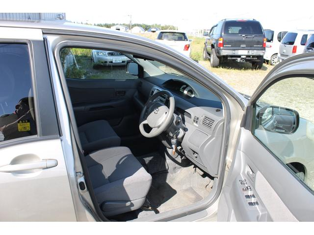 トヨタ ラウム ベースグレード 両側スライドドア 片側パワスラ