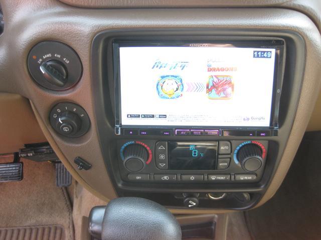 シボレー シボレー トレイルブレイザー LTZ 4WD 革シート サンルーフ HDDナビ フルセグ