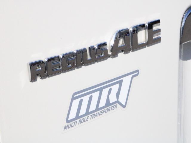 トヨタ レジアスエースバン PRIME SELECTION 純正MRT内装架装