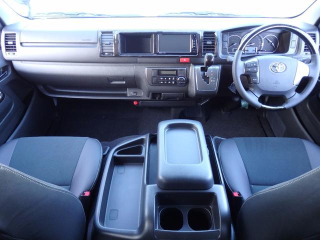 トヨタ ハイエースバン FLEXアレンジFU-W 2ndシートスライドオプション