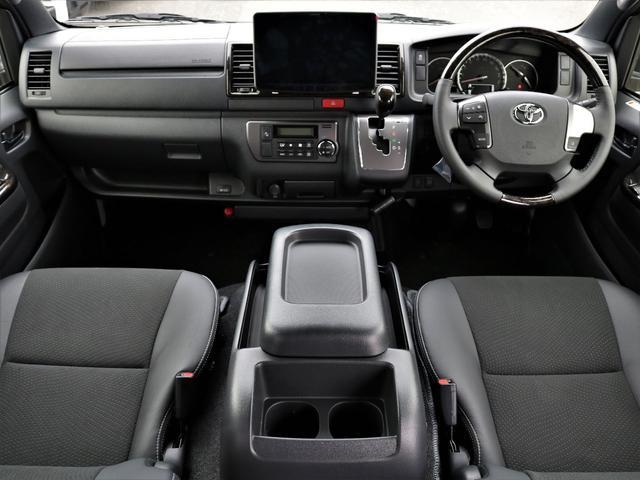 トヨタ ハイエースバン スーパーGL ダークプライムII 4WD 寒冷地仕様