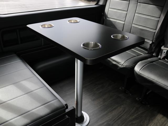 GL 4WD 車中泊 内装架装 収納型ベットパネル R1(12枚目)