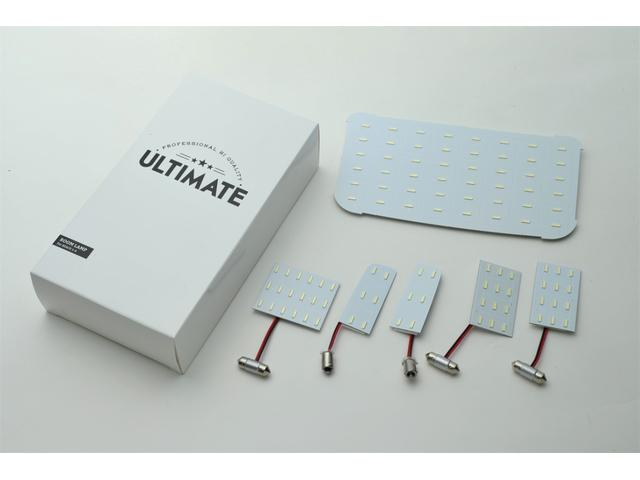 スーパーGL ダークプライムII パールホワイト デジタルインナーミラー インテリジェントクリアランスソナー パノラミックビューモニター AC100V 寒冷地仕様 TRDスポイラー TRDマッドフラップ ULTIMETテールランプ(25枚目)