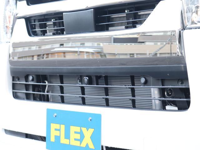 スーパーGL ダークプライムII パノラミックビューモニター インテリジェントクリアランスソナー デジタルインナーミラー 寒冷地仕様 パールホワイト デリンジャーBP17インチ フロントリップスポイラー(13枚目)