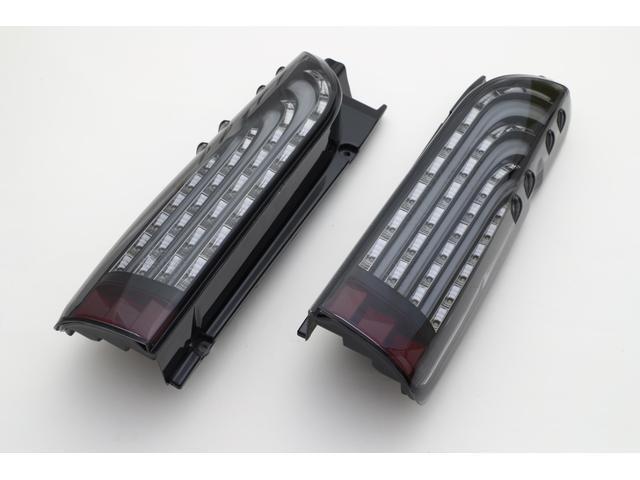 スーパーGL ダークプライムII デジタルインナーミラー インテリジェントクリアランスソナー パノラミックビューモニター 寒冷地仕様 AC100V フロントリップスポイラー アルミホイール LEDテールランプ(36枚目)
