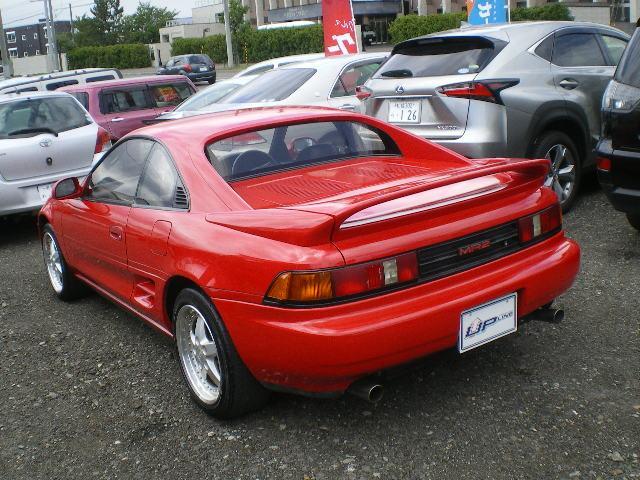 「トヨタ」「MR2」「クーペ」「北海道」の中古車8