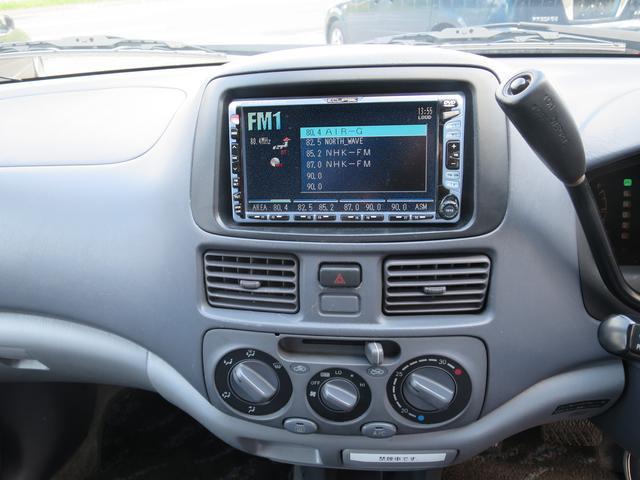 トヨタ ラウム Cパッケージ 4WD
