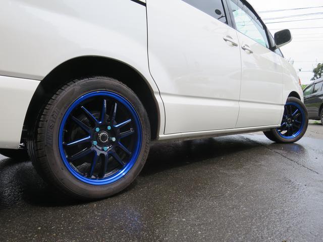 トヨタ ヴォクシー トランス-X 4WD 4ナンバー