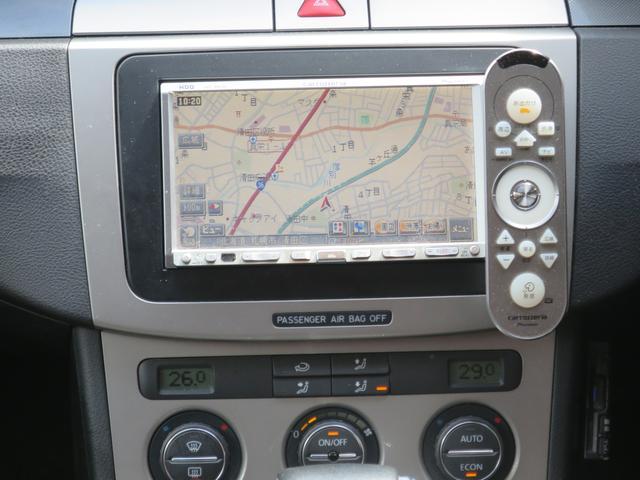 フォルクスワーゲン VW パサートヴァリアント 2.0 HDDナビ