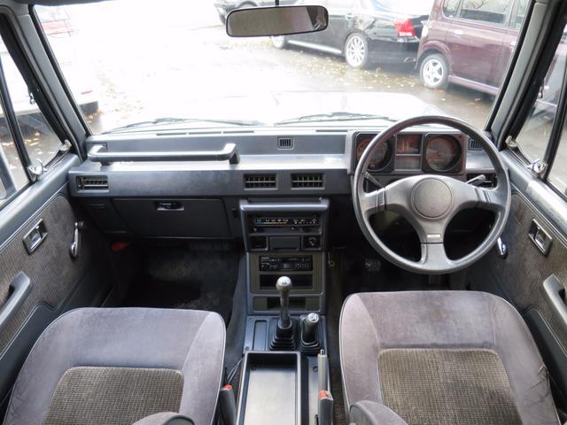 三菱 パジェロ GL 4WD
