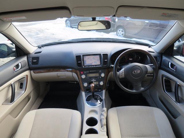 スバル レガシィツーリングワゴン 2.0i ブライトン 4WD 20AW フルセグ 1オーナー