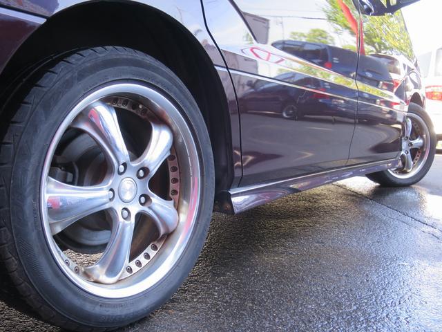トヨタ アルファードG AX Lエディション 4WD パワースライド Wサンルーフ