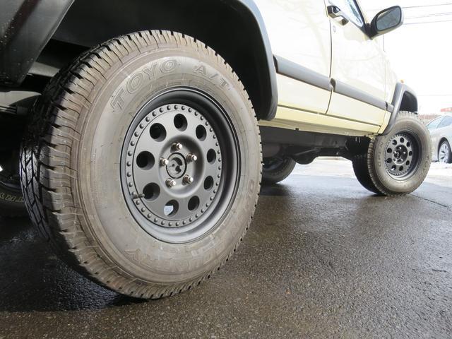 スポーツ 4WD リフトアップ 全塗装(5枚目)