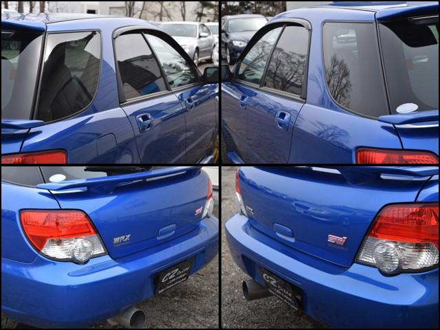 スバル インプレッサスポーツワゴン WRX 4WD HID 5速 Tベルト交換 マフラー