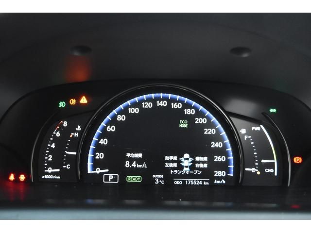 レクサス LS LS600h Iパッケージ ナビ TV SR 本革