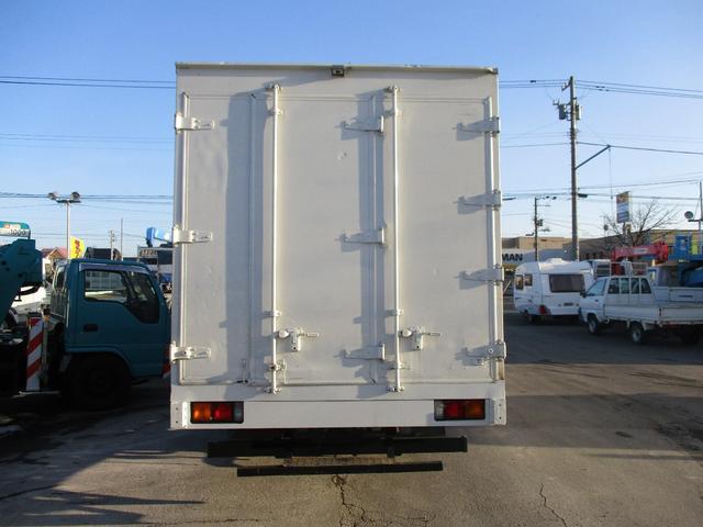 三菱ふそう キャンター 冷凍冷蔵車マイナス30℃ ワイドロング