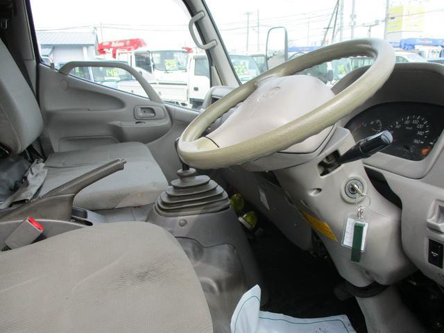 トヨタ トヨエース 4WD ワイドロング アルミあおり