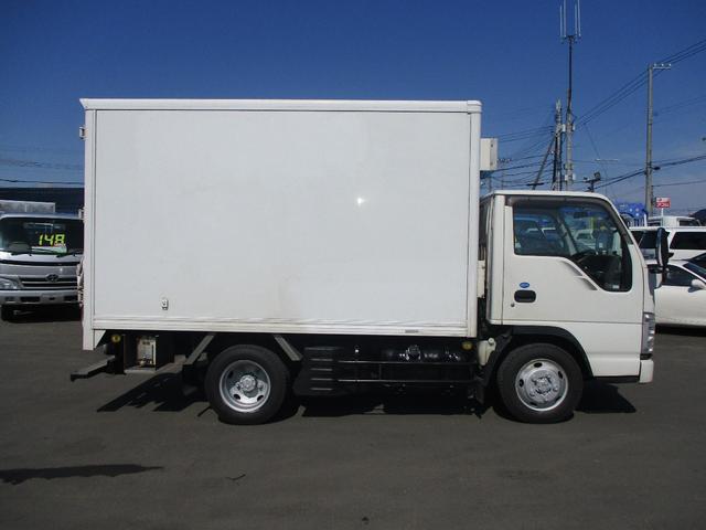いすゞ エルフトラック 4WD 冷凍冷蔵車マイナス30℃