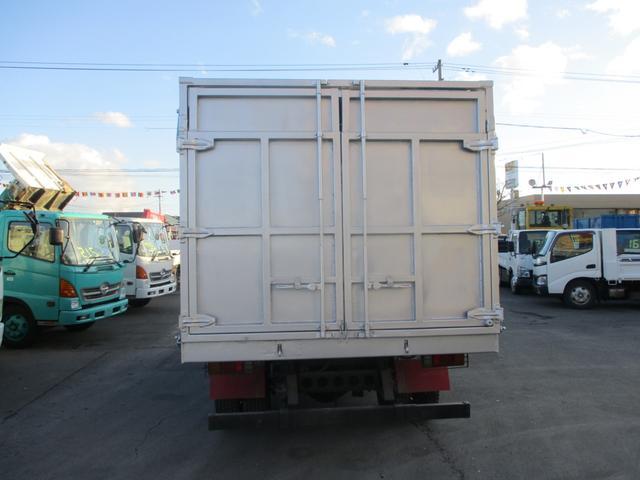 いすゞ エルフトラック 4WD ワイドロング 積載2000k