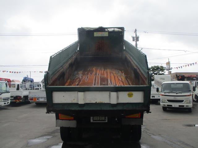 大型ダンプ 10トン 積載10000k(3枚目)