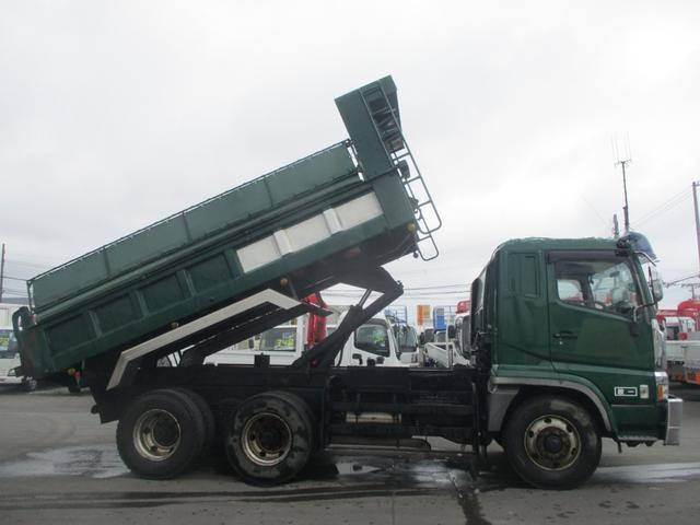 大型ダンプ 10トン 積載10000k(4枚目)