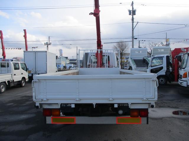 4トン 4段クレーン ラジコン ワイドアウトリガー(3枚目)