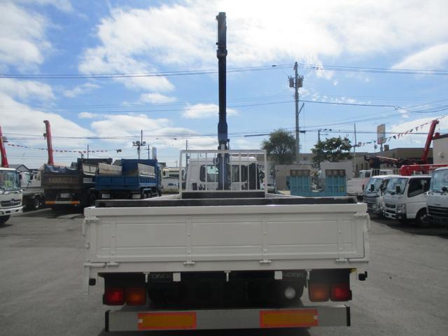 4トン タダノ 4段クレーン ラジコン 角足 超ロング(3枚目)