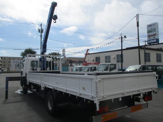 4トン タダノ 4段クレーン ラジコン 角足 超ロング(9枚目)