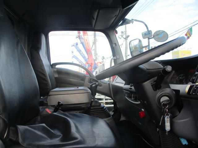 増トン プレス式パッカー車8.7m3 極東 上物点検済み 極東パッカー車(8枚目)