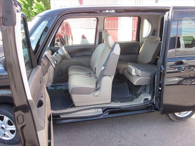 ダイハツ タント X 4WD 左スライドドア ABS