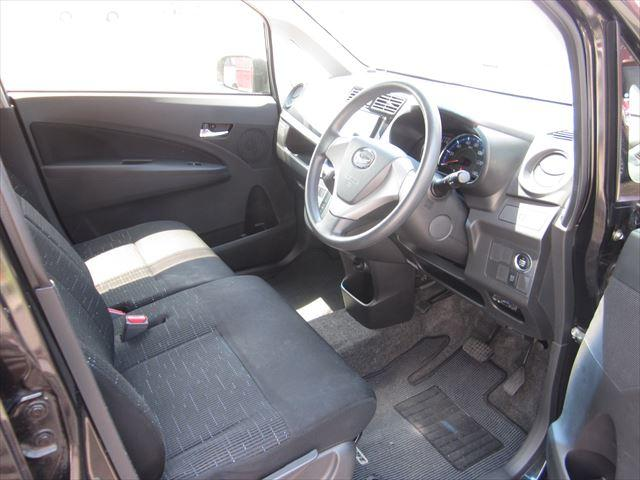 カスタム X 4WD ABS アイドリングストップ(9枚目)