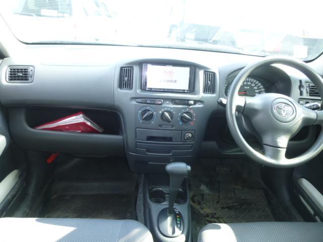 トヨタ サクシードバン UL 4WD