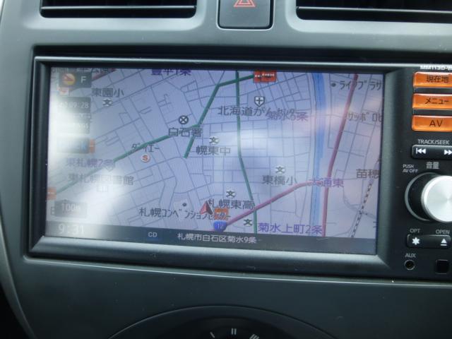 X FOUR 4WD ナビ ETC プッシュスタート(6枚目)