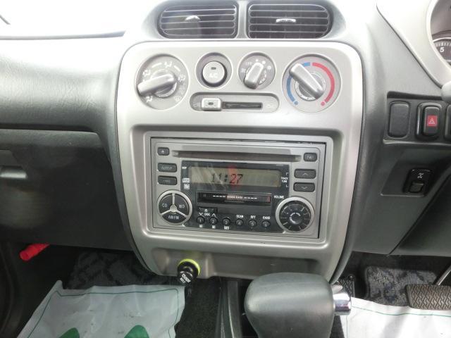 ダイハツ テリオスキッド カスタムX ABS 4WD ターボ