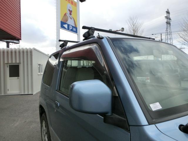 三菱 パジェロミニ XR 4WD マニュアル車 禁煙車