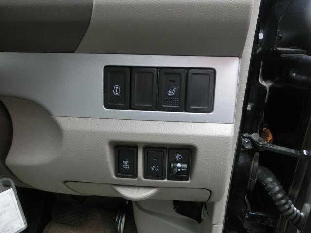E 4WD ターボ ABS 片側パワースライドドア 禁煙車(13枚目)
