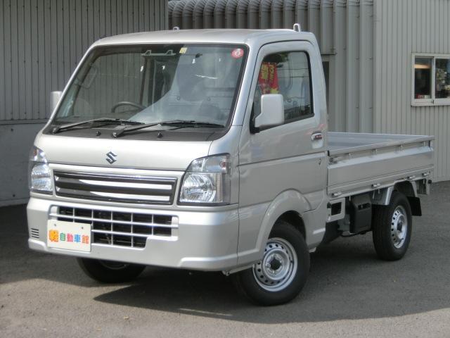 KCスペシャル4WD レーダーブレーキ MT ABS 禁煙車(6枚目)