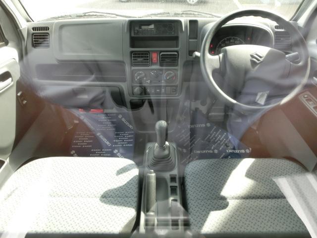 KCスペシャル4WD レーダーブレーキ MT ABS 禁煙車(9枚目)